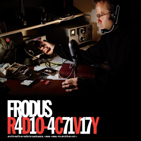 "FRODUS ""Radio-Activity"" CD"