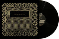 "THIS WILL DESTROY YOU ""S/T"" (10th Anniversary Edition) REJECTED TEST PRESS SIDE C/D PASS 3"