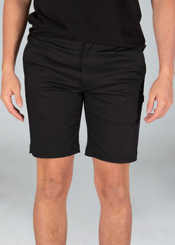 Unit Mens Walkshorts - Draft - Black