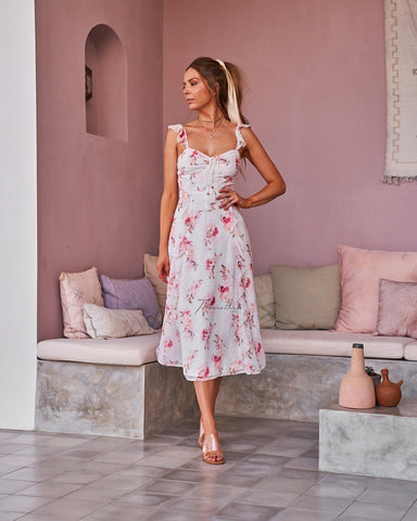 Twosisters The Label Geneva Dress - Floral