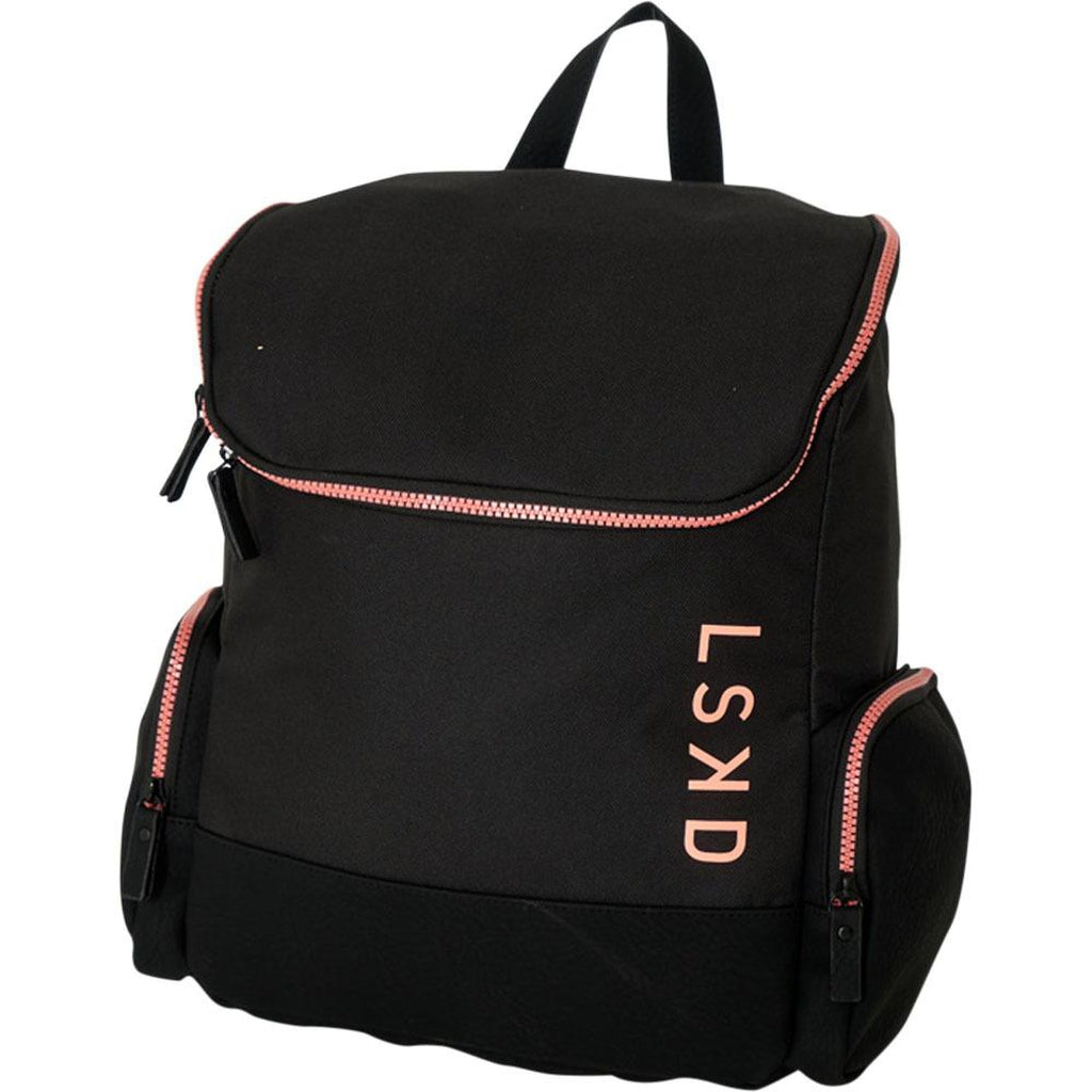 LKI Pitch Backpack In Black