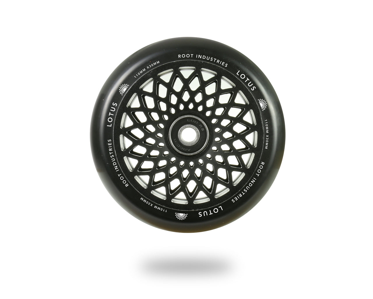 Lotus Wheels 120mm / 30mm | Black