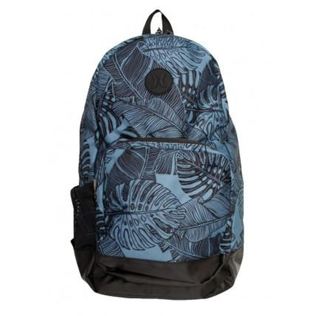 Hurley Siege Print Backpack In Navy