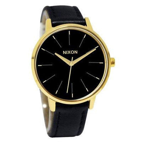 Nixon Kensington In Black