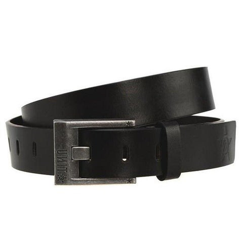 Prosecutor Belt Leather | Black