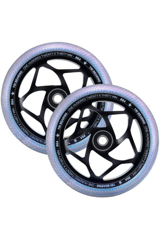 120mm/30mm Tri Bearing Wheel Galaxy