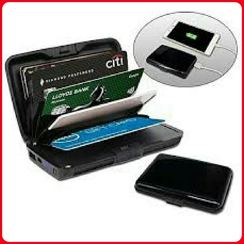 1385ea9b93c42 E-Charge Wallet with RFID Protected Technology