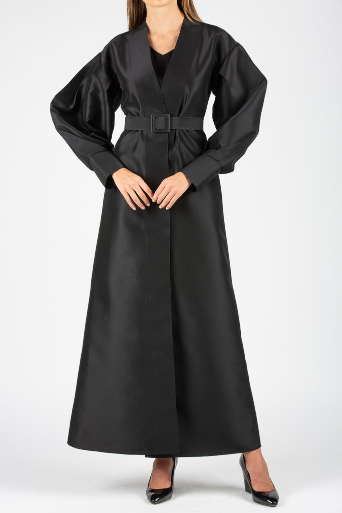Balloon Sleeved Abaya
