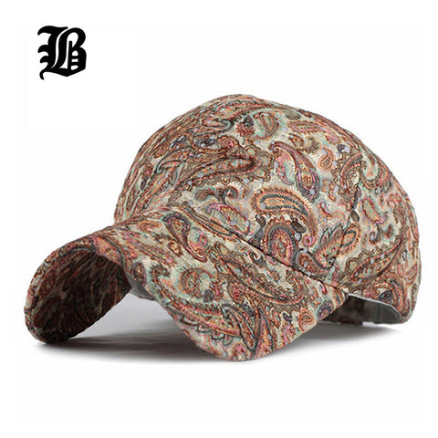 Women's Lace Floral Baseball Cap