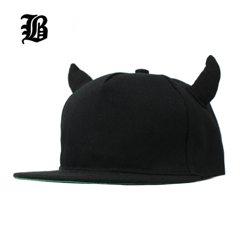 Little Devil Horns Baseball Cap