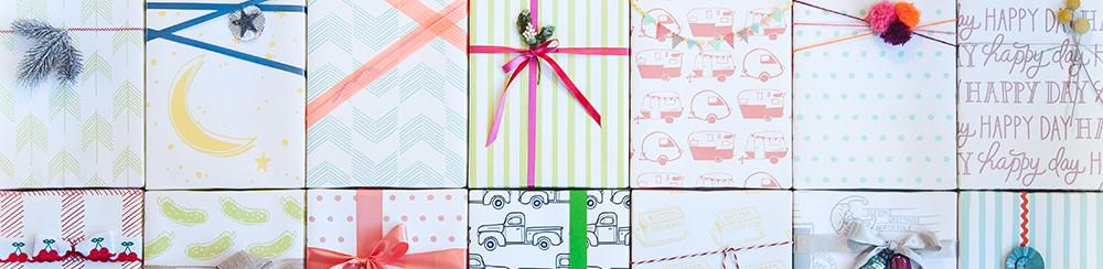 everyday gift wrap