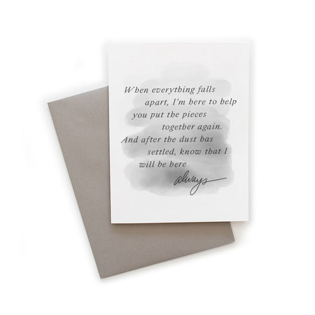Always greeting card