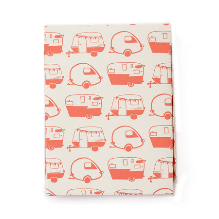 Campers Gift Wrap Roll