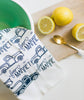 Farm to Market Tea Towel