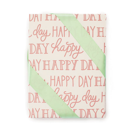 Happy Day Gift Wrap Roll