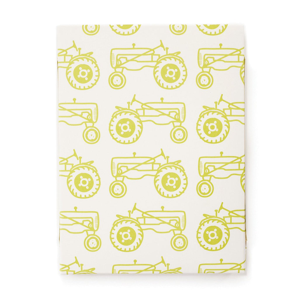 Tractors Gift Wrap Roll