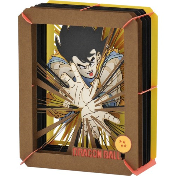 Ensky Dragon Ball Paper Theater Paper 3D