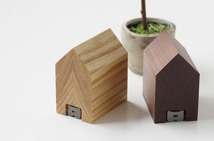 Cement Interior Wooden House Tape Measure