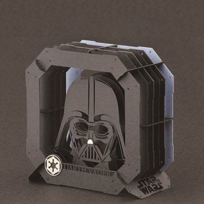 Ensky Star Wars Paper Theater Paper 3D