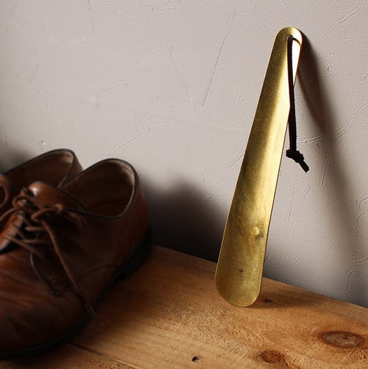 Picus Brass Shoe Horn