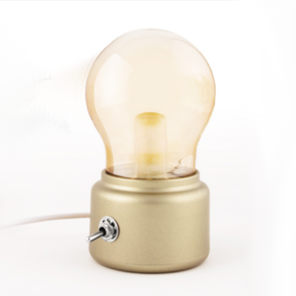 JANPIM Antique LED Night Light Bulb Lamp