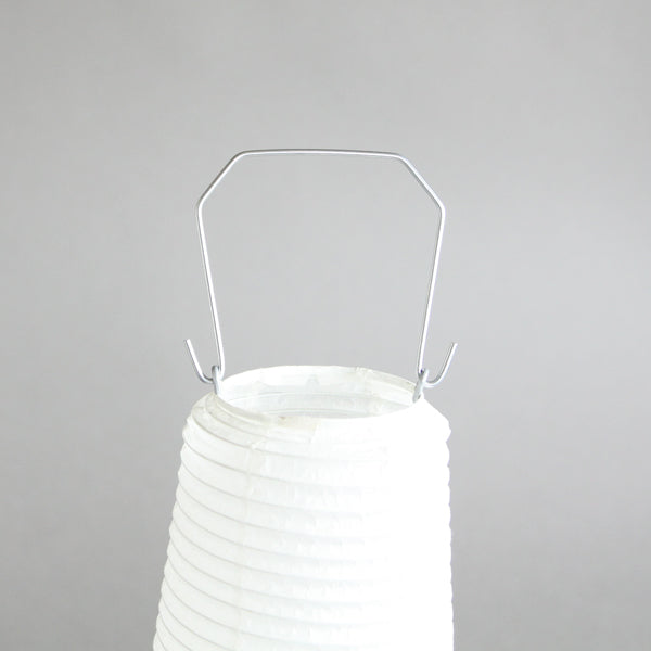 Fores Handmade Japanese Washi Paper Table LED Lantern Lamp - Itomaki (Bobbin)