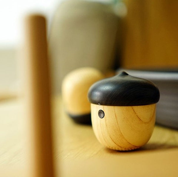 SAONGER Cute Chestnut Fruit Bluetooth Speaker