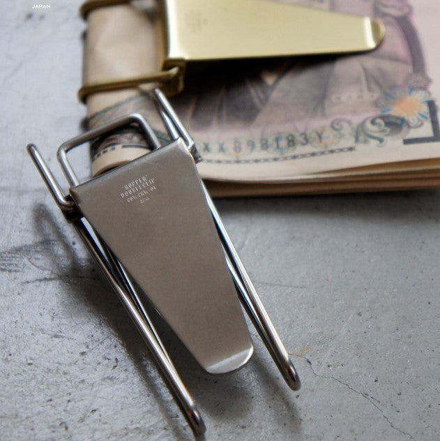Candy Design&Works Brass Money Clip