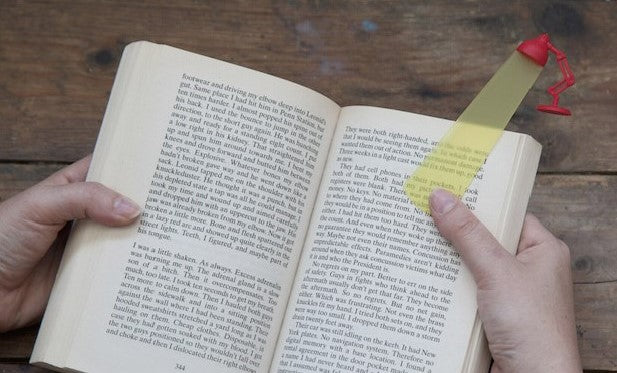 Pelegdesign Bookmark Lightmark