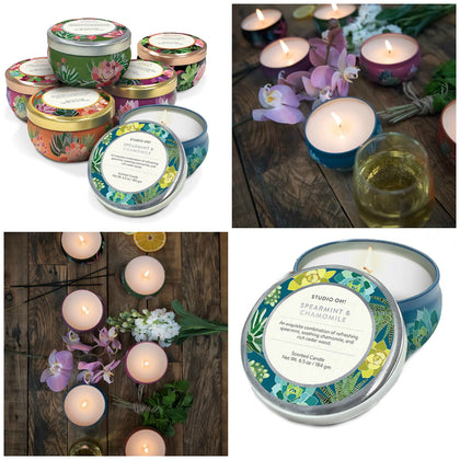 50hr Scented Candles