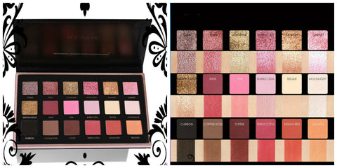 Focallure 18 Colour Eye Shadow Palette