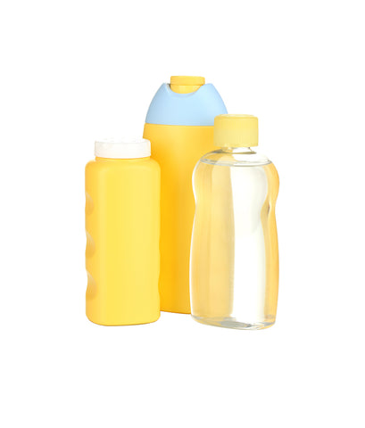 Baby Oil with Dispenser