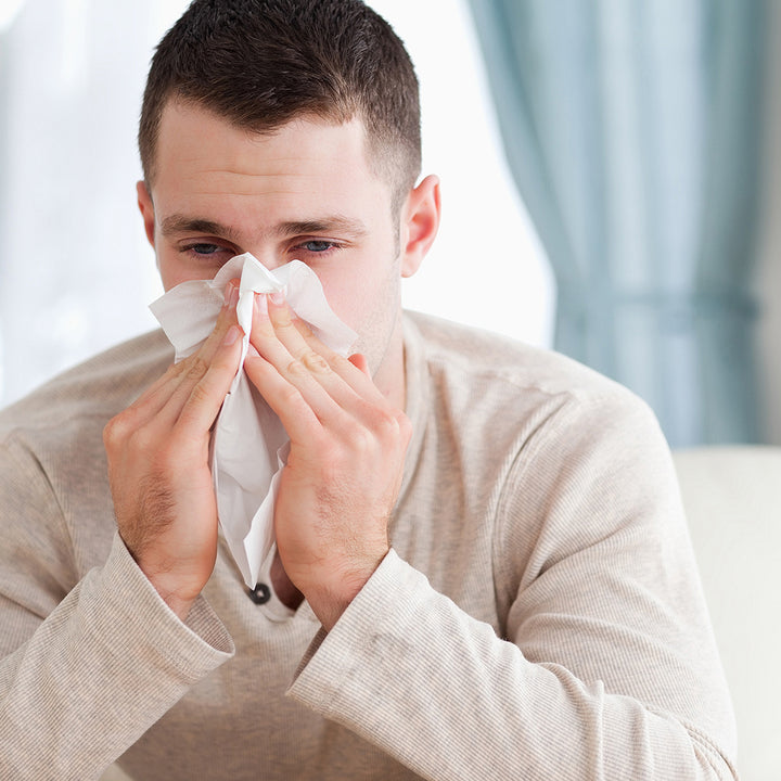 Tip For A Common Cold: Use Soothing Essential Oils For Cough Relief