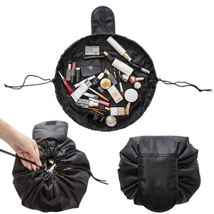 Drawstring Makeup Travel Case