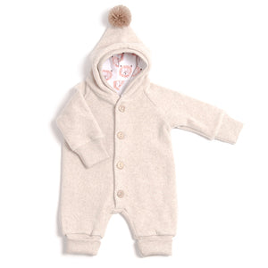 Monkind Kinder Fleece Overall, versch. Größen