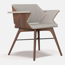 NEST Wings | Luxury Wood Armchair