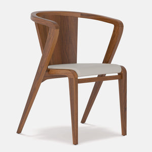 Portuguese ROOTS Chair | upholstery SEAT | Award Winning Design