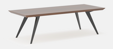 Roly Poly Dining Table | Wood&Metal - AROUNDtheTREE