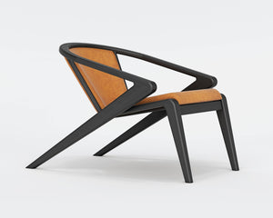 P.R. LOUNGE designed by Alexandre Caldas | Luxury Lounge Chair - AROUNDtheTREE