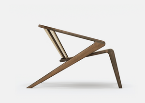 P.R. LOUNGE Chair | Natural Straw - AROUNDtheTREE
