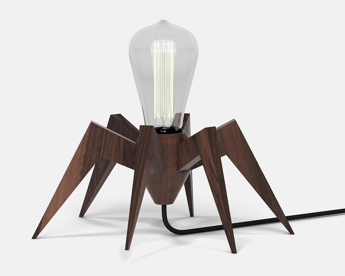 SPIDER LAMP - LUXURY LIGHTING