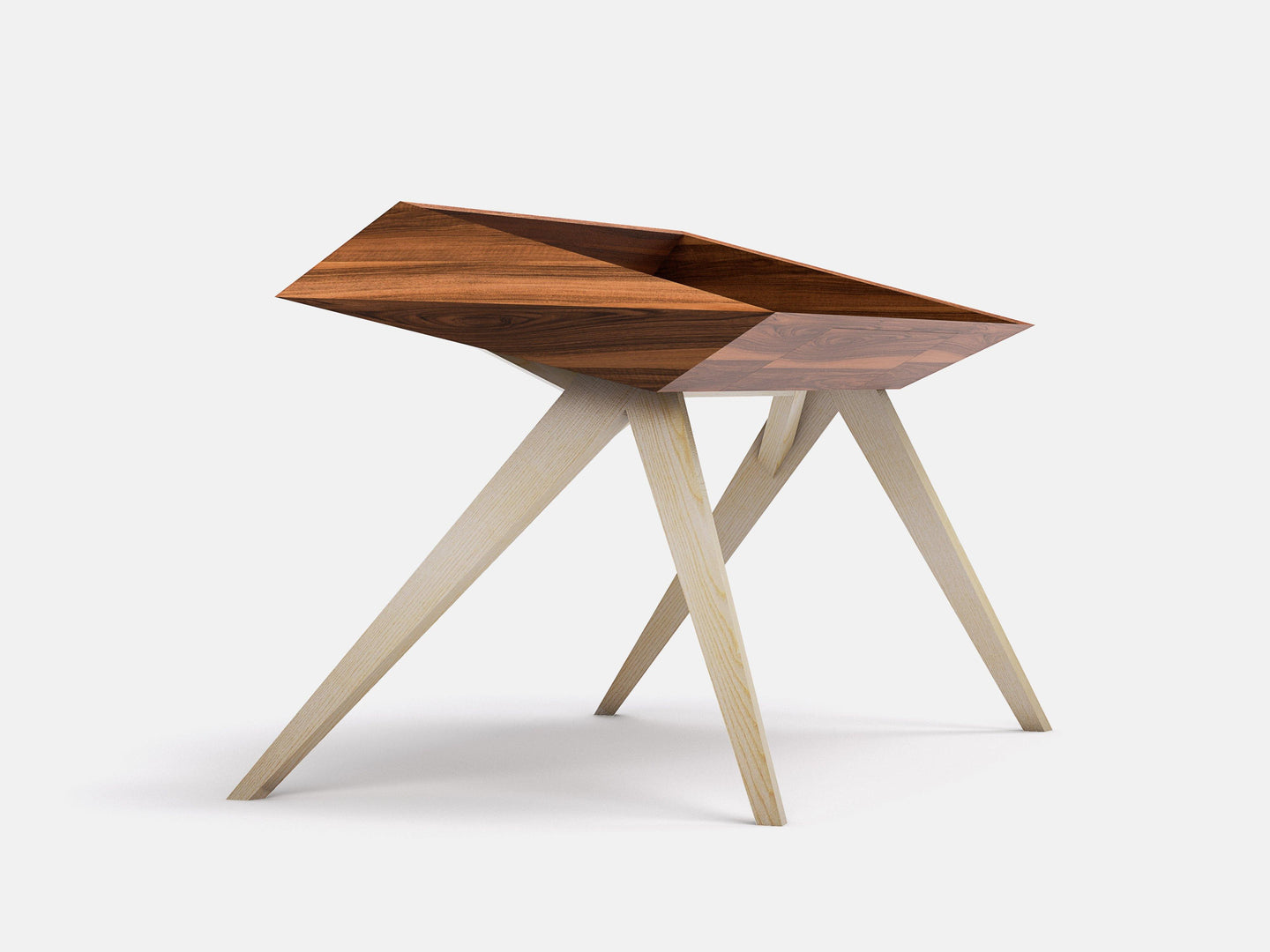 WoW Desk - Luxury Wood Desk