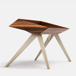 WoW Desk | Luxury Wood Desk - AROUNDtheTREE
