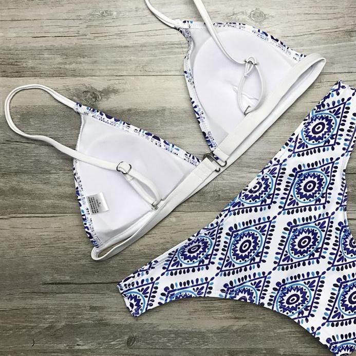 NAN Patterned Bikini - Bikini Project