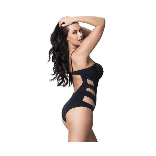 Melissa Backless Plus Size One Piece - Bikini Project