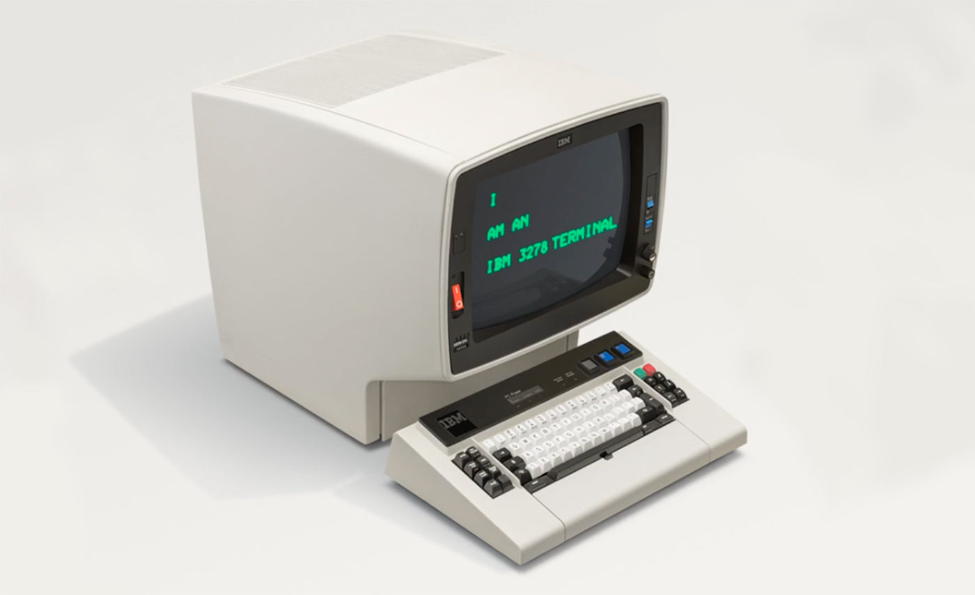 Relive the Golden Age of Computers through James Ball