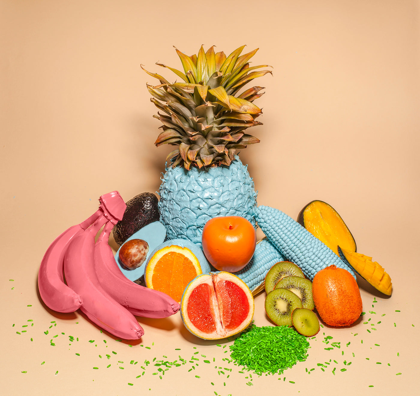 Playfully Imagining How Genetically Modified Fruits Might Look Enrico Becker