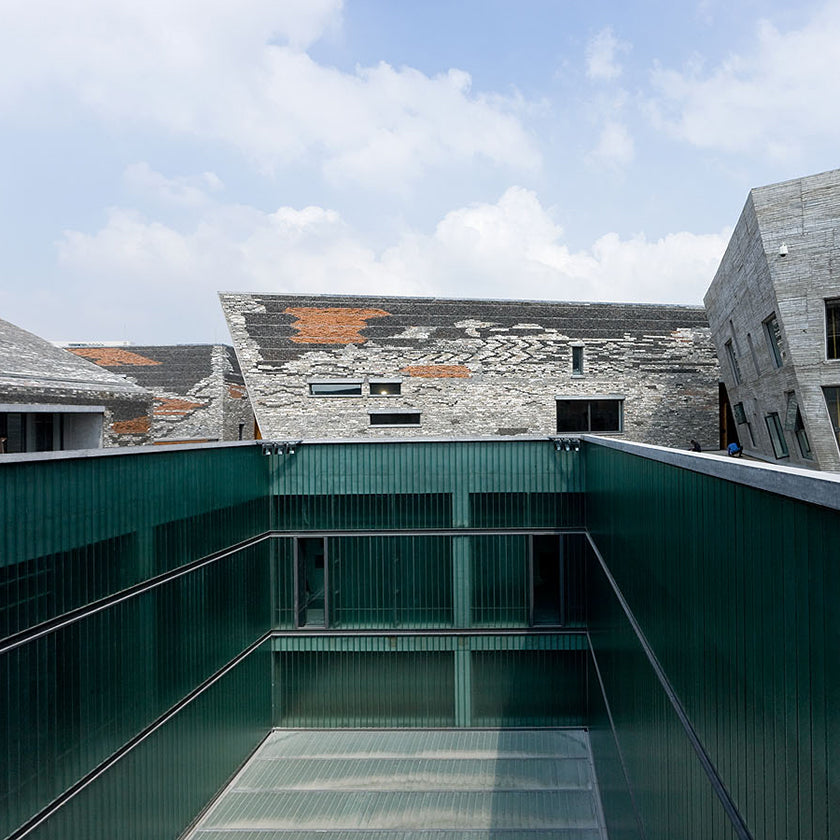 Wang Shu on The Essence of Chinese Architecture