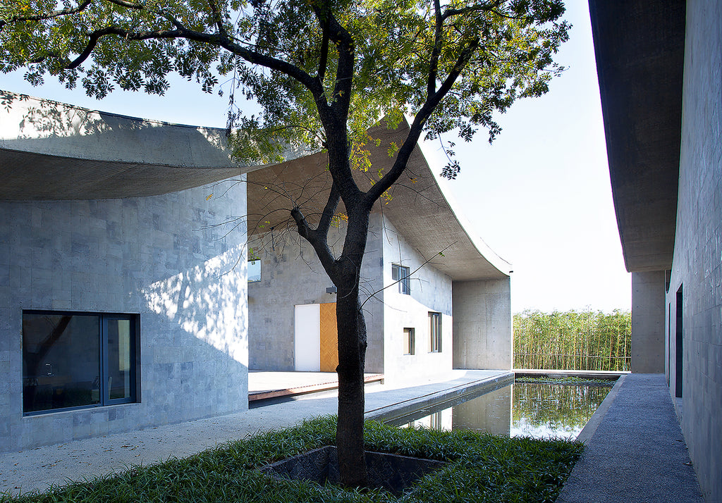 Wang Shu and The Essence of Chinese Architecture Part II