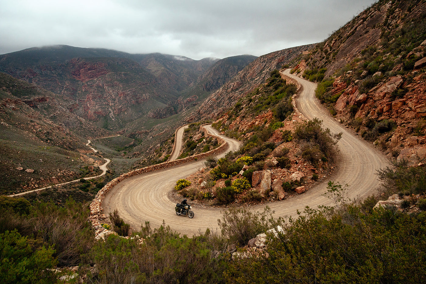 From Cape Town To Lesotho's High Plateaus And Back. Photo by Archie Leeming for gestalten Rideout!